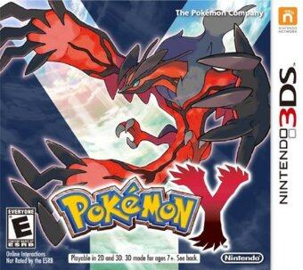 Nintendo 3DS Pokemon Y (US)