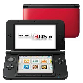 Harga Nintendo 3DS XL - Red