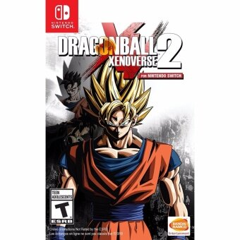 Harga Nintendo Switch Dragon Ball Xenoverse 2 Eng US