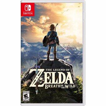 Nintendo™ Switch (SW) The Legend of Zelda: Breath of the Wild (US)