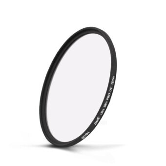Nisi 58mm UV Filter DUS Ultra Slim Professional UV Filters UltraThin Protective Ultraviolet Filters - intl