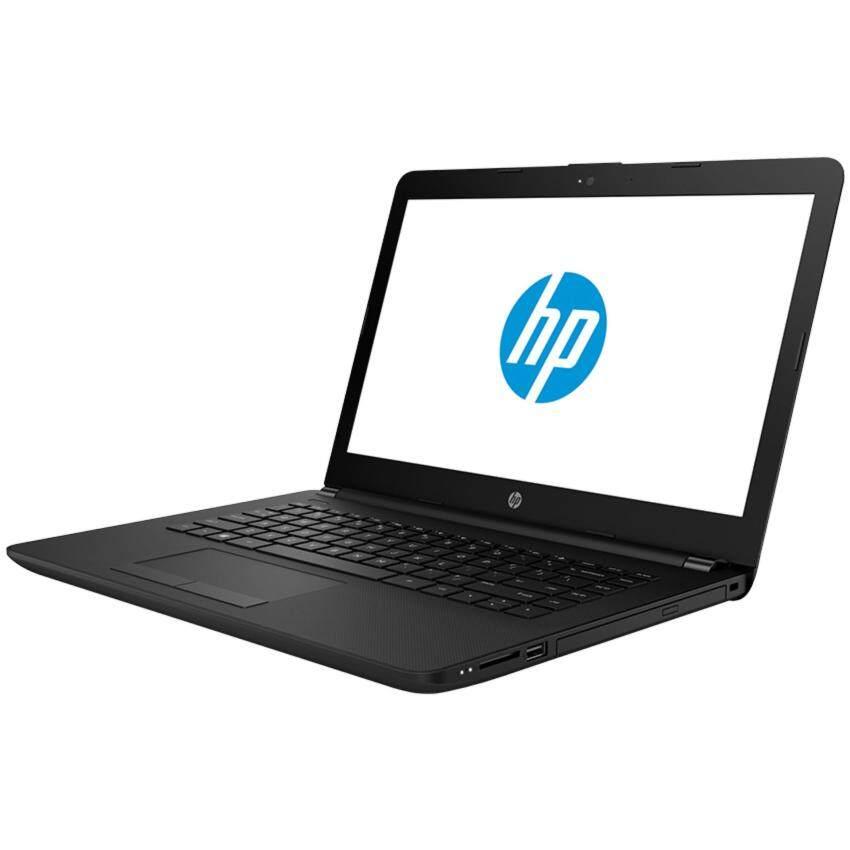 โน็ตบุ๊ค Notebook HP 14-bs542TU-Black(N3710)2DG70PA#AKL มีโปรแกรมพร้อมใช้งาน