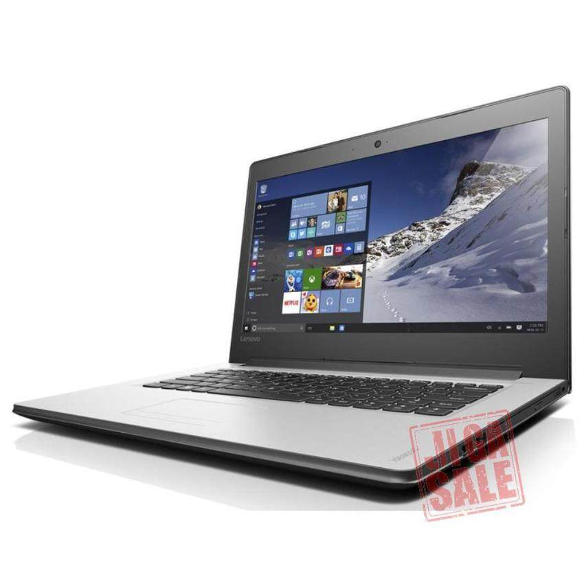 Notebook Lenovo I5-7200U4GB1TBG940,2GB รุ่น LENOVO 80TU009NTA (Grey)