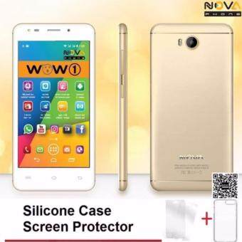 Harga Nova PHONE WOW1 ( RAM1GB-ROM:8GB )ประกัน 1 ปี
