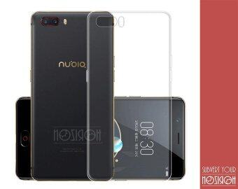 NOZIROH Nubia M2 Ultra Thin TPU Phone Cover ZTE Nubia M2 (5.5 Inch)Soft Silicon Phone Case Protective Back Cover Clear Color - intl