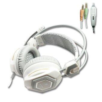 ขายด่วน NUBWO หูฟัง เกมมิ่ง รุ่น NO-5100 (สีขาว)