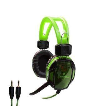 NUBWO หูฟัง No-A6 (สีเขียว)