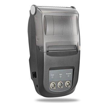 ลดราคา NYEAR NP100 Portable 58mm Bluetooth 4.0 POS Receipt Thermal Printer- intl