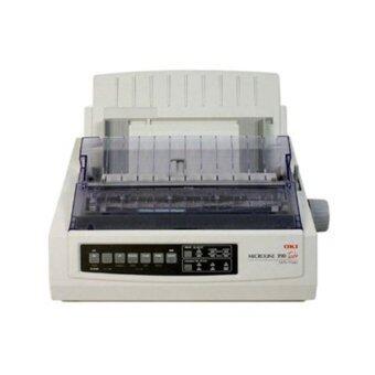 ประกาศขาย OKI Dot Matrix Printer ML390TPLUS - White