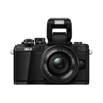 Olympus กล้องดิจิตอล รุ่น OM-D E-M10 Mark II Kit 14-42mm. (สีดำ)