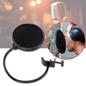 Harga OMG สตูดิโอไมโครโฟน Studio Microphones Mic Pop Filter Mask Shield Protection