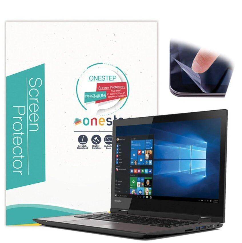 Onestep Screen Protector for Toshiba Satellite Radius 14 Clear - intl