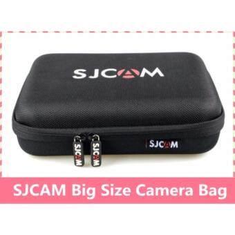ORIGINAL SJCAM Action Camera Protective Travel Case Carry Bag Water Resistant (Large Bag 22cm)