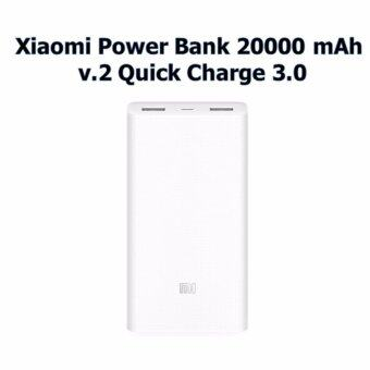 Original Xiaomi Power bank 20000 mAh v.2C Quick Charge 3.0