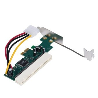 PCI-Express PCI-E To PCI Bus Riser Card High Efficiency Adapter Converter - intl
