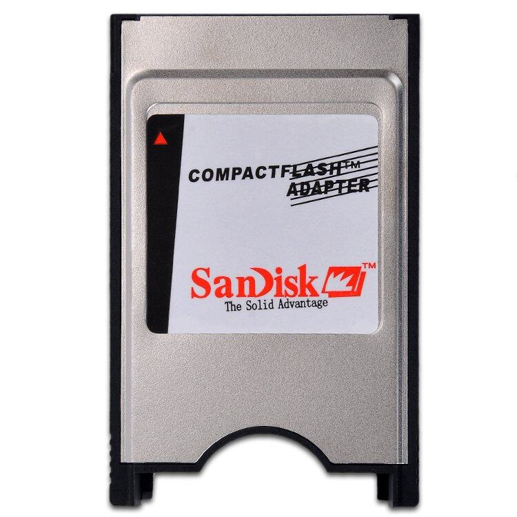 PCMCIA Compact Flash CF Card Reader Adapter Converter forMercedes-Benz Fanuc Machine Tool