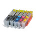 PGI-750/CLI-751 Full ink Cartridge for Canon with ARCChip(PBK,BK,C,M,Y)