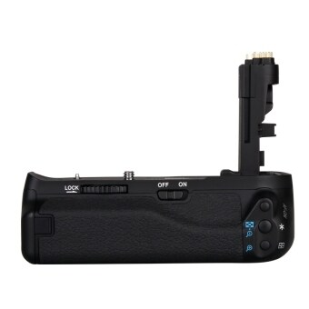 Pixel Battery Grip Vertax E14 for Canon 70D/80D (image 1)