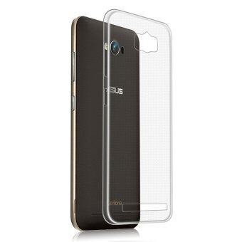 PopSky TPU Transparent Case for Asus ZenFone Max (ZC550KL) (Clear) - intl