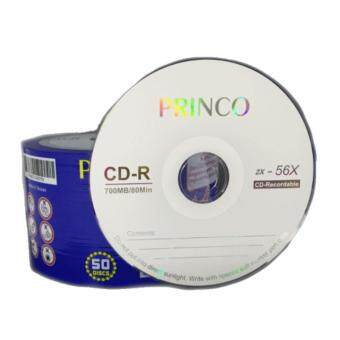 Princo CD-R 700MB PACK 50 52X 1PACK