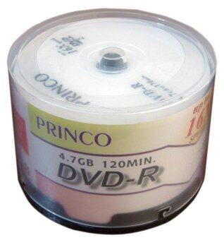 Princo DVD-R 16X 4.7 GB/ 120 min Pack 50 Disc
