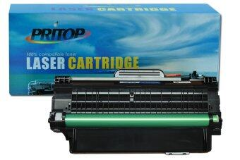 Pritop SAMSUNG ML-1910/1915/2525/2580N/2540/SCX-4600/4623F/SF-650ใช้ตลับหมึกเลเซอร์เทียบเท่า รุ่น (SAMSUNG)MLT-D105L (สีดำ)
