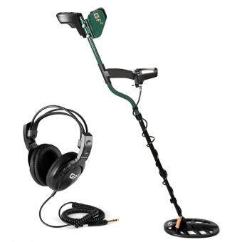 Professional Metal Detector ''Gold Finder 2 '' - 3.8 Inch LCDScreen, Sensitivity Adjustment, 40h Battery Life, Earphone Jack -intl