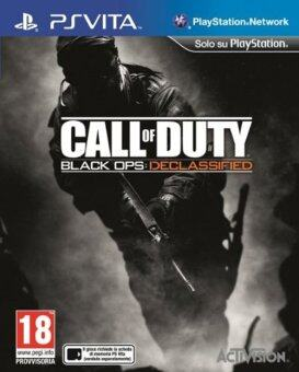 PS Vita Call of Duty: Black Ops Declassified (Europe)