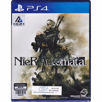 Harga PS4 Game NieR:Automata [Zone 3/Asia]