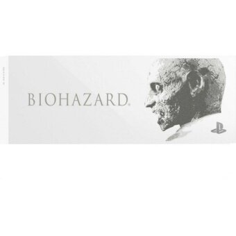 PS4 HDD Bay Cover Biohazard Zombie Version (White)