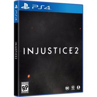 PS4 Injustice 2 Z3 Eng