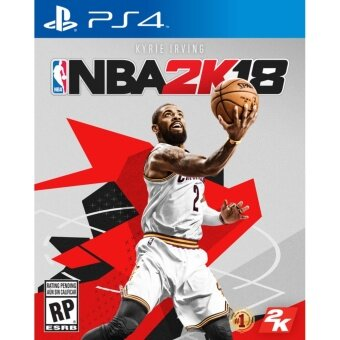 ps4 nba 2k18 kyrie irving ( english )