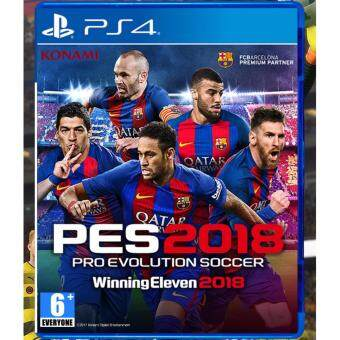 ps4 pes18 winning eleven 2018 ( english )