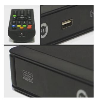 PSI กล่องรับสัญญาณดาวเทียม รุ่น S2 HD (Black) (image 2)