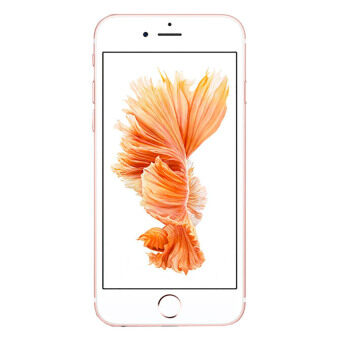 REFERBISHED Apple iPhone 6S 64GB Rose Gold Free Power bank