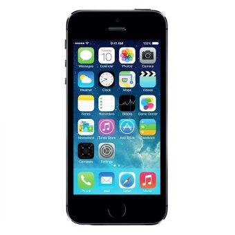 REFURBISHED Apple iPhone 5s 4G 16GB (Black) Free Case+Screen Protector