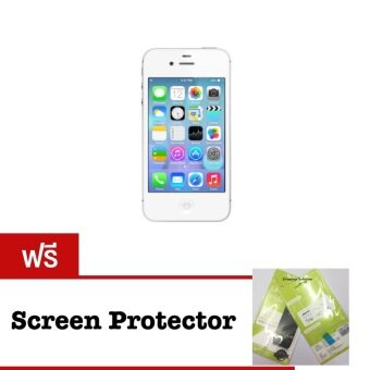 REFURBISHED Apple iPhone4 32GB (White) Free Screen Protector