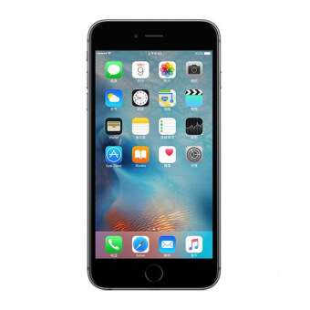 Refurbished apple iPhone6 16GB (BLACK) GPS Mobile Phone iPhone 6 (free case screen protector)