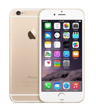 REFURBISHED Apple iPhone6 Plus 4G LTE 64GB (Gold) (Free Case +Screen Protector)
