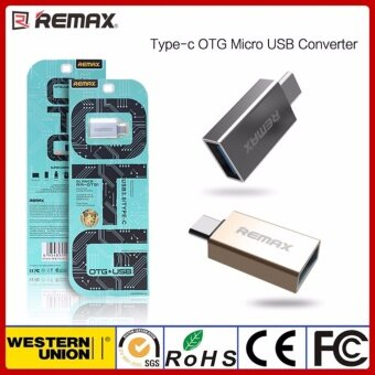 Remax Type-C USB 3.0 OTG Sync Charging Adapter Connector forsamsung(2017) huawei meizu vivo oppo