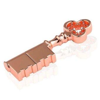 Retro USB stick mini Metal Key pen drive 2Pcs 1TB USB Flash Drive\nWaterproof flash stick - intl
