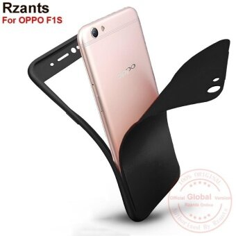 Rzants เคส For OPPO F1s 360 Ultra-thin Full Protect Soft Back ShockProof Cover - intl
