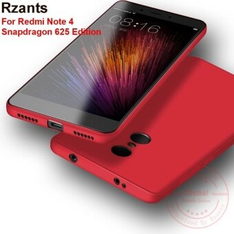 Rzants เคส For Redmi Note 4 Ultra-thin Soft Back Case Cover - intl