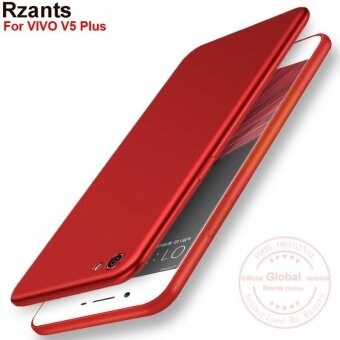 Rzants เคส For VIVO V5 Plus Smooth Ultra-thin light Metal lacquer coatingᄀ﾿Soft Back Case Cover