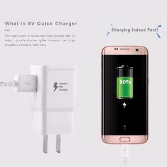 Samsung หัวชาร์จซัมซุง Adaptive Fast Charging 9V/1.67A 5V/2A WallCharger หัวชาร์จไว Samsung Galaxy S4 S5 S6 S7 S8 - 4
