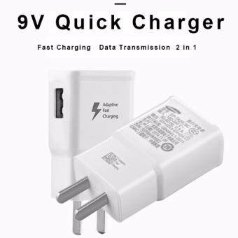 Samsung หัวชาร์จซัมซุง Adaptive Fast Charging 9V/1.67A 5V/2A WallCharger หัวชาร์จไว Samsung Galaxy S4 S5 S6 S7 S8