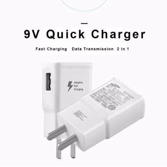 Samsung หัวชาร์จซัมซุง Adaptive Fast Charging Wall Charger หัวชาร์จไว Samsung Galaxy S4 S5 S6 S7 S8