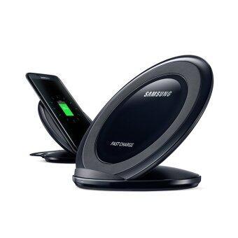 Samsung ที่ชาร์จไร้สายชนิดขาตั้ง Fast Wireless Charger Stand สีดำ (ของแท้ ) - 3