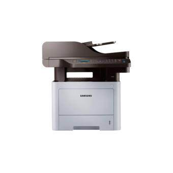 เสนอราคา Samsung Mono Multifunction Laser Printer รุ่น SL-M4070FR (White)