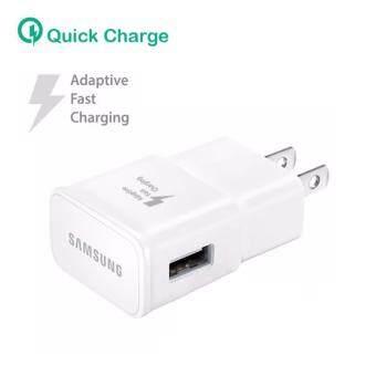 Samsung หัวชาร์จ Samsung Fast Charger อแดปเตอร์ หัวชาร์จซัมซุง 5V Fast Charging Wall Charger ใช้ได้กับมือถือซัมซุงทุกรุ่น